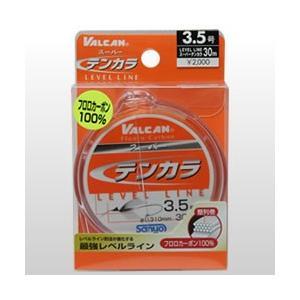 サンヨーナイロン(Sanyo Nylon) VALCAN スーパーテンカラ LEVEL LINE 30m 4号|kishinami