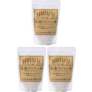 九州パンケーキ 200g x3袋セット kishionline