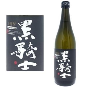 黒騎士 25度 720ml 麦焼酎 西吉田酒造 福岡県 くろきし
