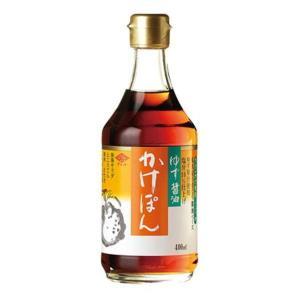 チョーコー醤油 ゆず醤油 かけぽん 400ml|kisshou