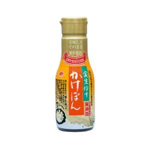 チョーコー醤油 実生ゆず かけぽん 210ml|kisshou