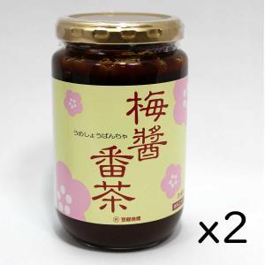 梅醤番茶 うめしょうばんちゃ アイリス 送料無料 お徳用 360g2個|kisshou