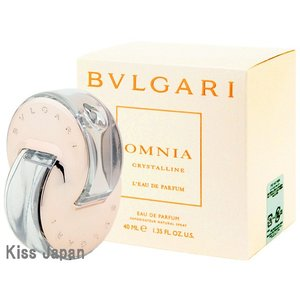 ブルガリ BVLGARI オムニア クリスタリン オードパルファム 40ml EDP SP あすつく 香水|kissjapan