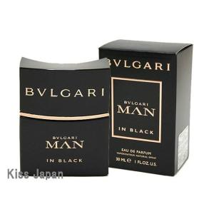 ブルガリ BVLGARI ブルガリ マン イン ブラック 30ml EDP SP あすつく 香水 kissjapan