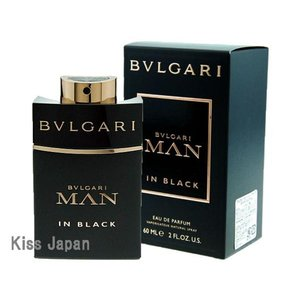 ブルガリ BVLGARI ブルガリ マン イン ブラック 60ml EDP SP あすつく 香水|kissjapan