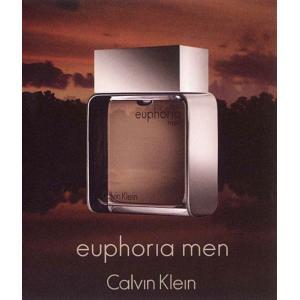 カルバンクライン CALVIN KLEIN CK ユーフォリア メン 100ml EDT SP あすつく 香水|kissjapan|02