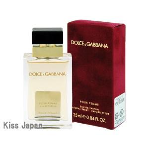 ドルチェ&ガッパーナ DOLCE & GABBANA D&G プールファム オードパルファム 25ml EDP SP あすつく 香水|kissjapan