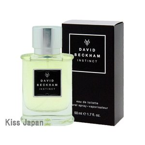 デヴィッド ベッカム DAVID BECKHAM インスティンクト 50ml EDT SP あすつく 香水|kissjapan