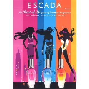 エスカーダ ESCADA アイランド キッス 復刻版 30ml EDT SP あすつく 香水|kissjapan|02