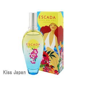 エスカーダ ESCADA アグア デ ソル 100ml EDT SP あすつく 香水|kissjapan
