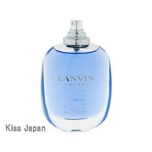ランバン LANVIN ランバン オム テスター 100ml EDT SP あすつく 香水|kissjapan