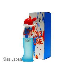 モスキーノ MOSCHINO アイラブラブ 30ml EDT SP あすつく 香水|kissjapan