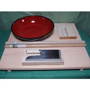 蕎麦打ち道具セット「雲海」|kissui