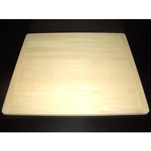 そば打ち用 麺板(めんいた)桐 Mサイズ(70cm×80cm×厚さ2cm)(蕎麦打ち道具・のし板) 送料無料|kissui