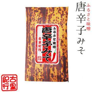 唐辛子みそ140g(ふるさと味噌)なんばんミソきゅうり、とうがらし味噌おでん、おかず味噌(激辛豆板醤の様な南蛮味噌)古里紀行 辛口トウガラシミソ|kissui