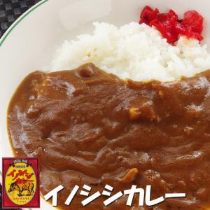 イノシシカレー×2個セット(辛口)猪肉使用。いのしし肉を煮込んだカレーです。Inoshishi Curry ご当地カレー【メール便対応】|kissui