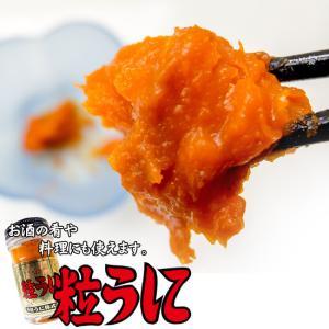 粒うに45g ウニ丼 雲丹パスタ うにサラダ等々(小川うに)酒の肴にも|kissui