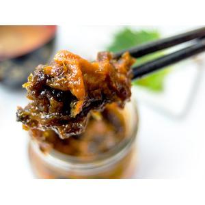 雲丹のり160g(ウニと海苔の佃煮)佃煮珍味(ご飯のお供に)生ふりかけ塩うに使用(海苔の佃)ウニの佃煮 うにノリ|kissui|05