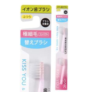 コンパクト前傾先細ヘッドで歯と歯茎の間、歯周ポケットに届きやすく、歯周病予防に効果的です。磨きにくい...