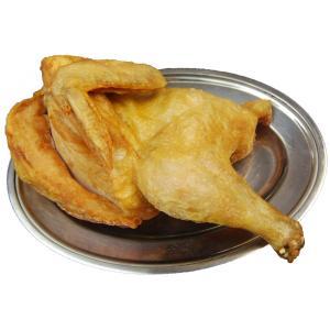 貴重な若鶏を秘伝の塩・コショーで味付け、豪快に半身揚げ!そのまま真空パックしたものをお届けします。 ...