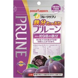 フルーツサプリ鉄分たっぷりプルーン 70g|kitabadrug-cosme