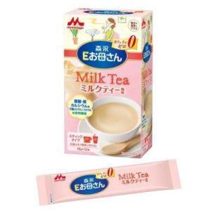 Eお母さんミルクティ風味 18g×12本|kitabadrug-cosme