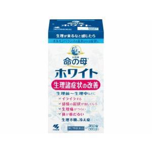 命の母ホワイト 360錠 第2類医薬品|kitabadrug-cosme