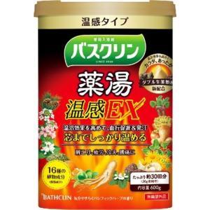 バスクリン 薬湯 温感EX 600g|kitabadrug-cosme