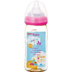 母乳実感ほ乳びん プラ トイボックス柄 240ml|kitabadrug-cosme