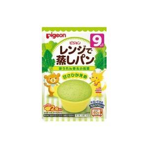 レンジで蒸しパン ほうれん草&小松菜|kitabadrug-cosme
