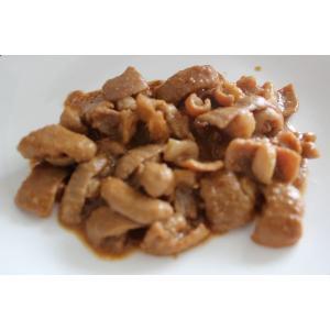 〔コリコリ食感がたまらない〕国産豚味噌ホルモン500g〔E〕北港直販☆ぶた・ブタ・みそ|kitachokuhan