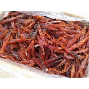 北海道産鮭燻製ソフト(鮭とば)2kg〔E〕北港直販☆しゃけ・シャケ・魚|kitachokuhan
