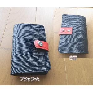 20枚収納/本牛革BOOK式カードケース/増えるカードがスッキリ/送料無料|kitaebisu|04