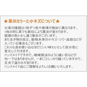 パスケース 定期入れ 革 ヌメ革 メンズ レディース ブラウン 送料無料 カード2枚 kitaebisu 07
