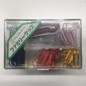 ファミリーグッズ ゼムぴんセット kitagawa-hardware