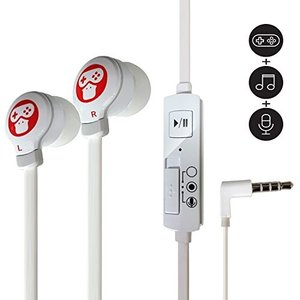 モビゼン  Mobizen 世界初の音声および内部サウンドレコーディングイヤフォン マイクおよび音量調整付きヘッドフォン Android携帯電話