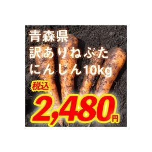 青森県産ねぶたにんじん (訳あり)10kg|kitaguniokome