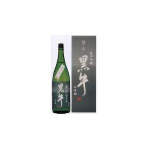 紀州の銘酒 碧山黒牛純米吟醸 1800ml化粧箱入りZ-30|kitakatsu3