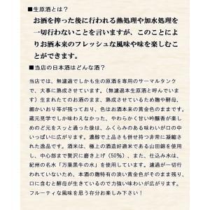 日本酒 お歳暮その他お祝いギフト 黒牛純米吟醸無濾過生原酒 1.8L桐箱入り N-001 kitakatsu3 11