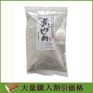 大量購入割引 煮干粉(煮ぼし粉)400g×10袋|kitanohako