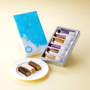 美冬ミルフィーユ 石屋製菓 6個入 30箱入り1ケース 北海道お土産ギフト人気|kitanomori