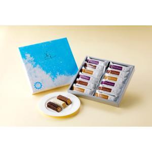美冬ミルフィーユ 石屋製菓 12個入 北海道お土産ギフト人気|kitanomori