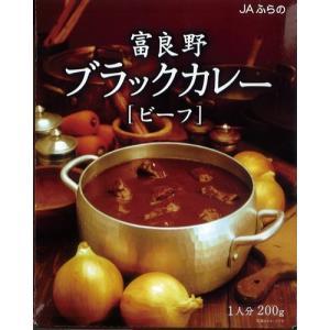 JAふらの 富良野ブラックカレー【ビーフ】 (dk-2 dk-3) 北海道お土産ギフト|kitanomori