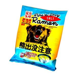 『熊出没注意』しお味ラーメン 《G》 北海道お土産ギフト人気(dk-2 dk-3)|kitanomori