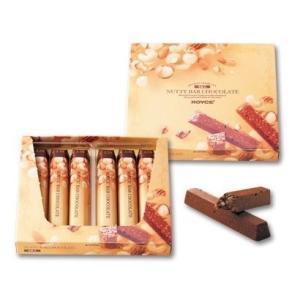 ロイズ ナッティバーチョコレート 6本入 「2個セット」 北海道お土産 ゆうパケット配送|kitanomori