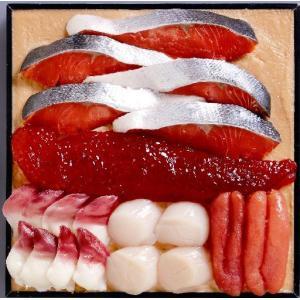 ギフト 魚介粕漬 角箱入 大《H》発送まで1週間ほどご予定願います。(dk-2 dk-3)|kitanomori