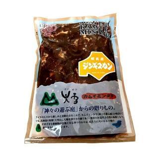 鹿肉ジンギスカン  500g(dk-1 dk-3)|kitanomori