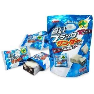 有楽製菓 白いブラックサンダー ミニサイズ12個入 袋 北海道お土産|kitanomori