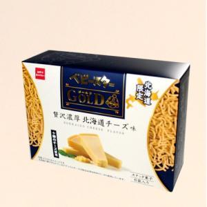 ベビースターRICH 贅沢濃厚北海道チーズ味  北海道お土産 (dk-2 dk-3)|kitanomori