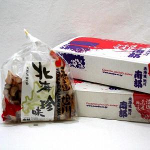 乾珍味 いかにもたこ味  いかの燻製  160g(dk-1 dk-2 dk-3)|kitanomori